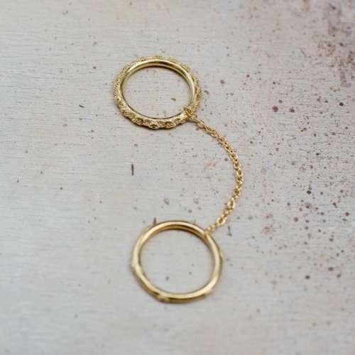 TORINO anello catena